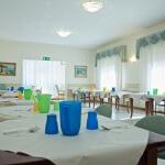 Casa di riposo tra pistoia e prato: ristorante villa del sole