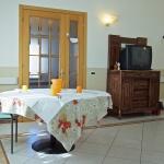 Sala merenda casa di riposo villa del sole tra firenze e bologna