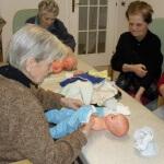 Doll Therapy a Villa del Sole casa di riposo tra Toscana e Emilia Romagna