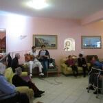 Casa per anziani tra bologna e firenze: attività di gruppo