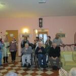 festa di natale casa per anziani vicino firenze e bologna