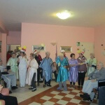 Casa di riposo villa del sole: festa di natale