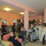 Casa per anziani a Bologna: festa di natale