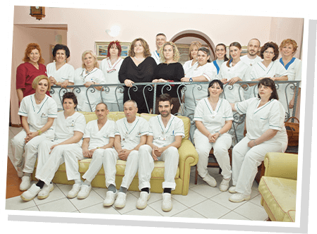 Staff casa per anziani non autosufficienti e autosufficienti tra Bologna e Firenze