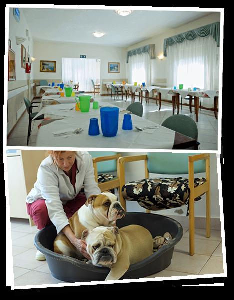 Servizi casa di riposo tra toscana e emilia romagna Villa del Sole