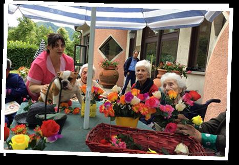Spazio aperto residenza per anziani tra Firenze e Bologna