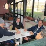 Casa di riposo Villa del Sole tra Emilia Romagna e Toscana: giochi di carte